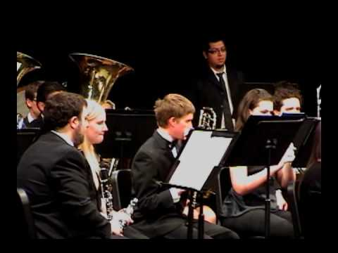 SDSU Wind Symphony - Chorale and Shaker Dance
