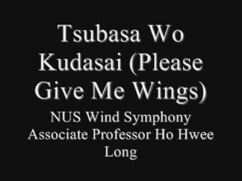 Tsubasa Wo Kudasai (Please Give Me Wings), NUS Wind Symphony