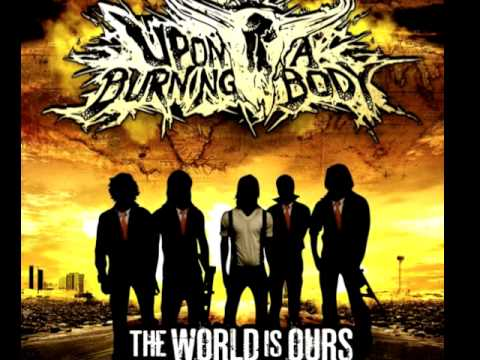 Danny Leal of Upon A Burning Body interviewed by Metal Assault - Part 1 - May 16th 2010