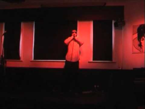 The Urban Variety Show, Birmingham, Featuring MR X (Part 4)