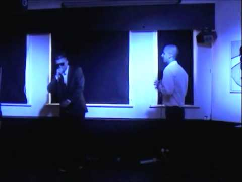 The Urban Variety Show, Birmingham, Featuring MR X (Part 1)