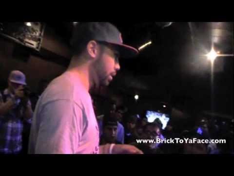 BrickToYaFace.com Presents: The Common Ground Beat Showcase w/ Captain