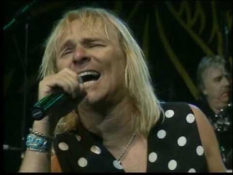 Uriah Heep - Rain (Live)