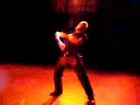 US Air Guitar 2008: Windhammer duels/crushes in Philadelphia
