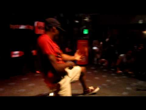 2010 US Air Guitar Regional Championships - Philly`s HIGH DRATOR