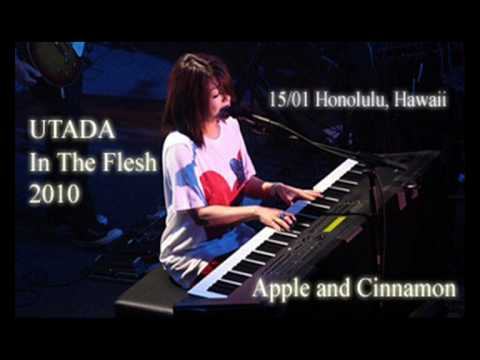 Apple and Cinnamon (LIVE) - UTADA In The Flesh Tour 2010 (15/01)