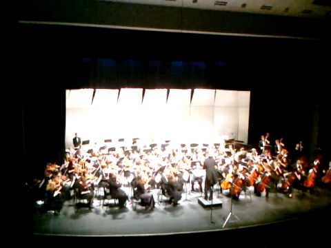 Utah Valley Youth Symphony -Themes from 007
