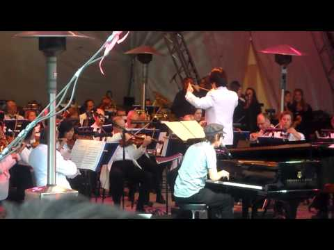 Effington (live) - Ben Folds with The Utah Symphony