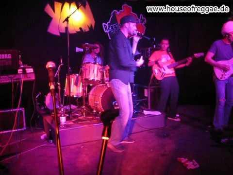 Uwe Kaa Tanzen & Schrei`n (live) European Reggae Contest, Berlin