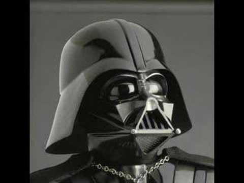 Darth Vader - Don`t Worry Be Happy