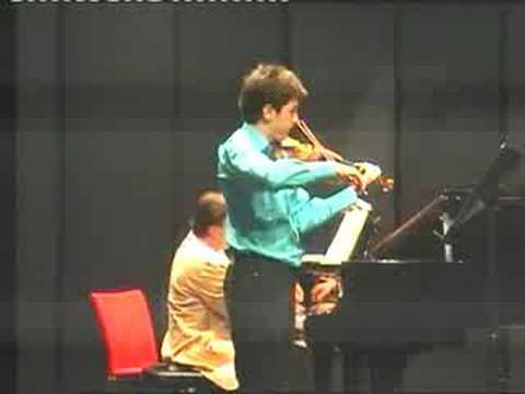 Fahrettin Arda&Evgeni Sinaiski - E.Grieg Sonata no.3