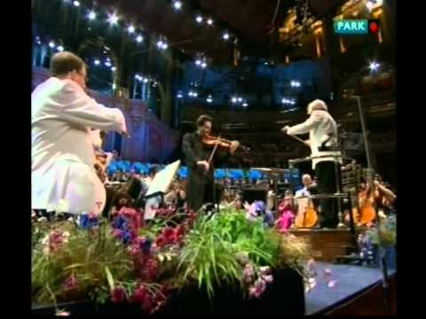 Last Night of the Proms. Maxim Rysanov. Part 1 of 3