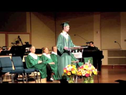 Graduation Speech/Song