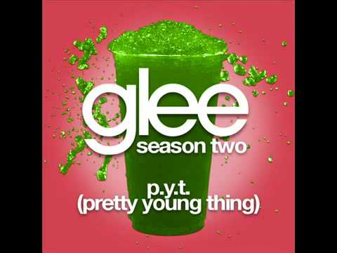 Glee Cast - PYT (Pretty Young Thing) (FULL HQ STUDIO)