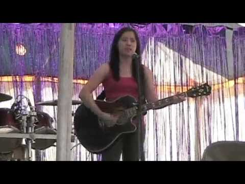 You`ll Always Be Broken (Original Song) at Middlesex County Fair 2009 by Valerie and Danielle