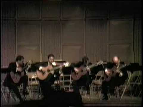 "The Romeros - The Miller`s Dance from ""The Three Cornered Hat"" - Manuel da Falla"