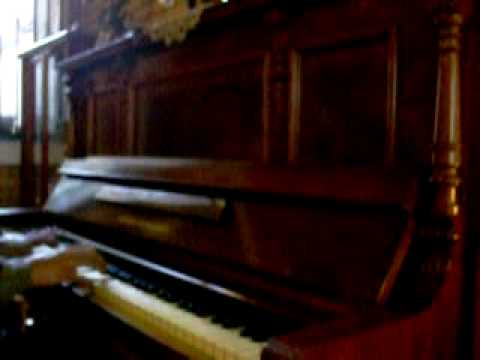 DREAMS - Van Halen on piano