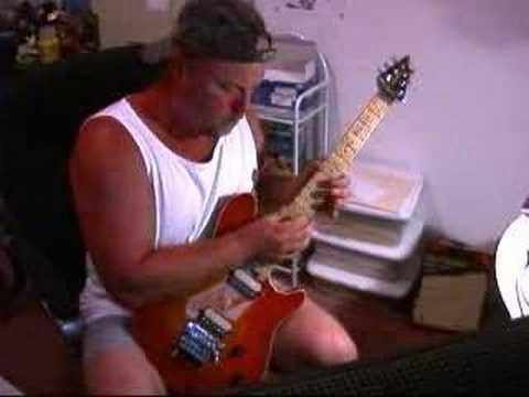 EVH Van Halen Meanstreet Jam