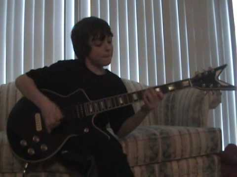 Van Halen Eruption played by 11 yr. old Alex Raz