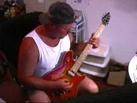 EVH Van Halen `Unchained Later`