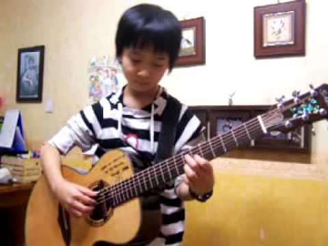 (Van Halen) Jump - Sungha Jung
