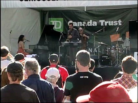 Part 7: Vancouver International Jazz Festival 2008 (Shaw TV): Laila Biali