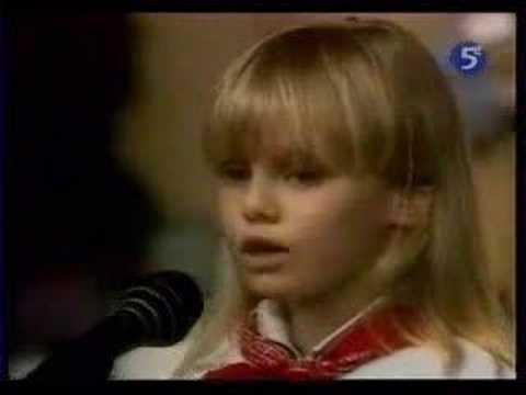 Vanessa Paradis - L`Ecole des Fans, 1981