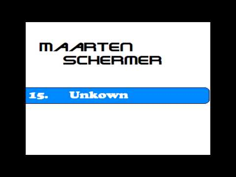 Maarten Schermer - Unknown (Fl Studio 9)