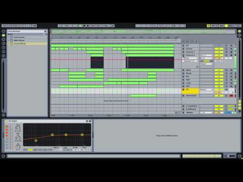[Trance] Ableton Live Project: Depth