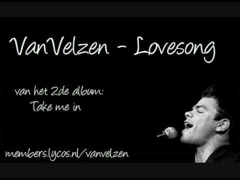 VanVelzen - Lovesong