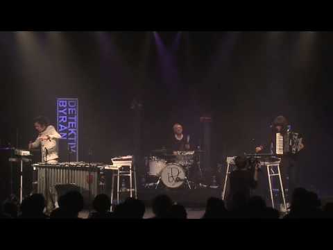 DETEKTIVBYRAN - LIVE IN STOCKHOLM - DVD PREVIEW #1 - OM DU MOTER VARG - 2009