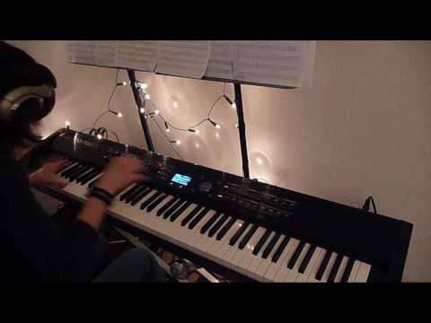 Vehemence - Made For Her Jesus - piano cover [HD]