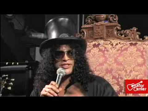 Guitar Center Sessions: Slash-Intro/Early Years