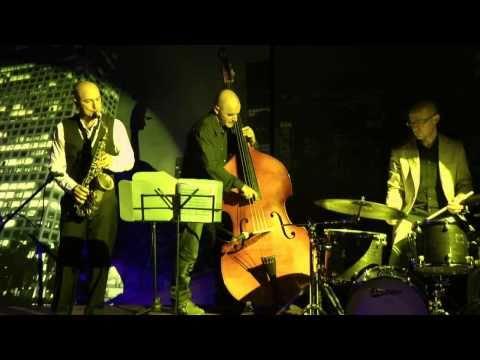 Paolo Recchia Trio @ Le Cave, Isernia - Alto Sax Player VideoMix HD
