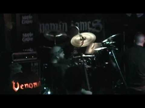 "Venomin James - ""Abu Ghraib"" Live at The Maple Grove 2010 [HQ]"