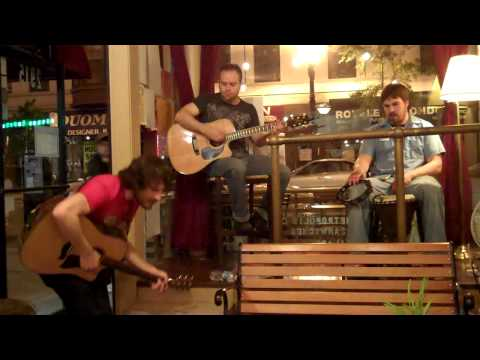"Verona Red`s Acoustic ""On the Line"" at Loose Leaf Lounge"
