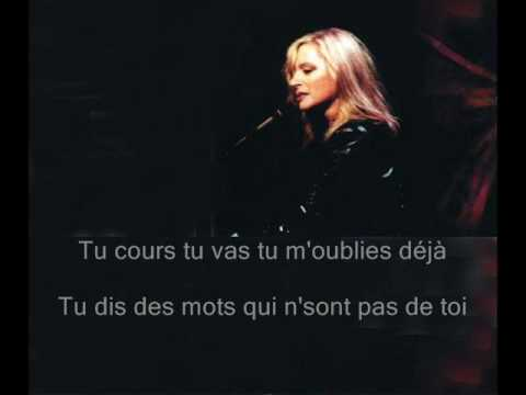 Veronique Sanson - l`Amour Est La (paroles, lyrics)