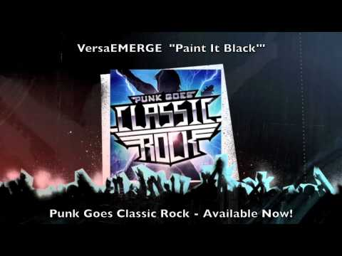 VersaEmerge: Paint It Black (originally performed by The Rolling Stones)