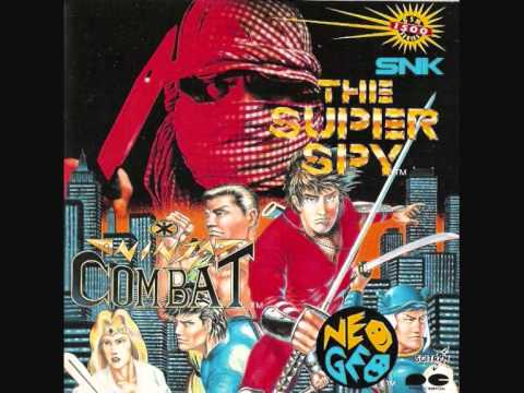the super spy (neo geo) soundtrack ~ escapism ~ bend the rule