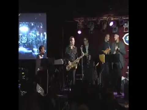 Cafe Soul Allstars live feat.:Peabo Bryson,Vesta,Glenn Jones