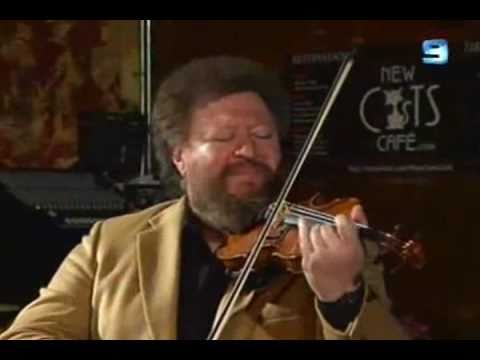 7 40 in New York. VIA ROMEN AND SVETLANA PORTNYANSKY Piazzolla Ballada Para Mi Muerte