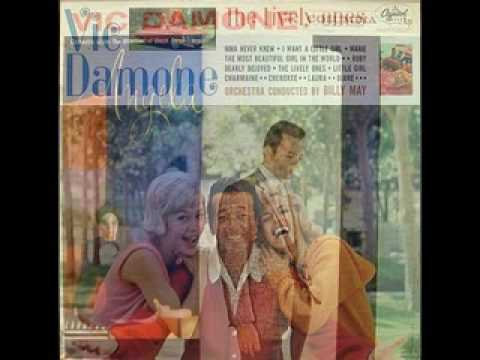 VIC DAMONE - BEGIN THE BEGUINE