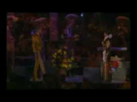 Vicente Fernandez & Ana Gabriel - Amor de los Dos (en vivo)