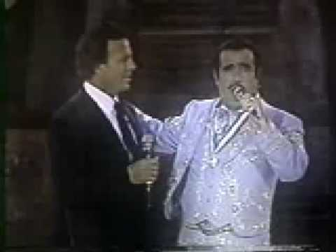 Vicente Fernandez & Julio Iglesias en vivo