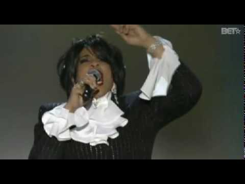 Vickie Winans sings SAFE IN HIS ARMS *new* 2010!