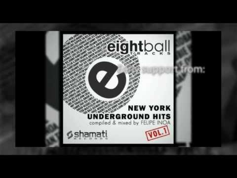 Eightball Tracks: New York Underground Hits Vol-1 on Shamati Records VIDEO TRAILER SHMT001