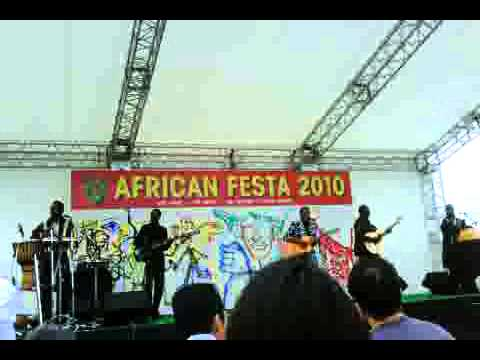 Victor Deme at the African Festival Yokohama PART 2