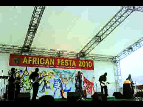 Victor Deme at the African Festival Yokohama Part 1
