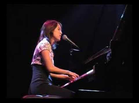 "Vienna Teng Live - ""Fire and Rain"""