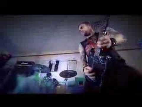 Viking Skull - Blackened Sunrise